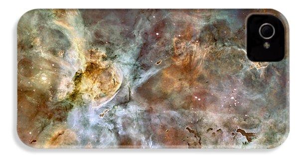 Carinae Nebula IPhone 4 / 4s Case by Sebastian Musial