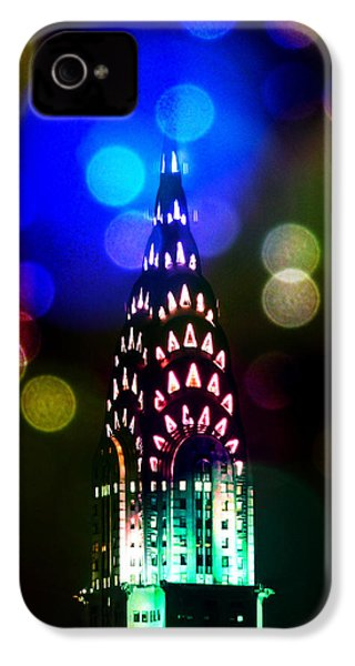 Celebrate The Night IPhone 4 / 4s Case by Az Jackson