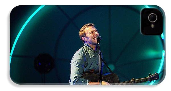 Coldplay IPhone 4 / 4s Case by Rafa Rivas