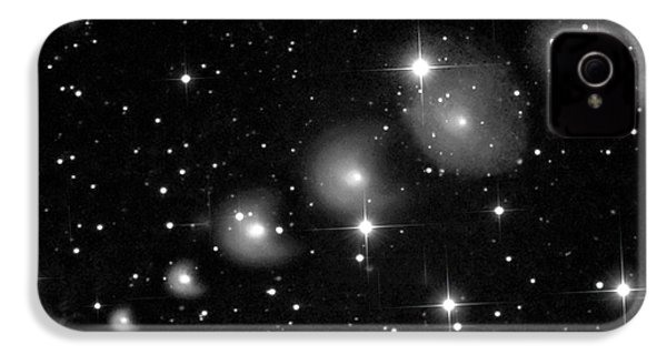Comet 29p Schwassmann-wachmann IPhone 4 / 4s Case by Damian Peach