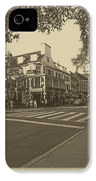 Corner Room IPhone 4 / 4s Case by Tom Gari Gallery-Three-Photography