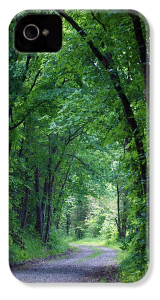 Country Lane IPhone 4 / 4s Case by Cricket Hackmann