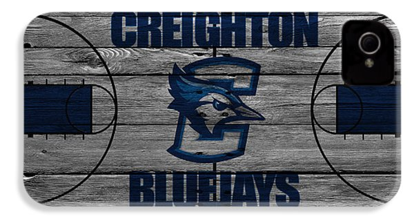 Creighton Bluejays IPhone 4 / 4s Case by Joe Hamilton