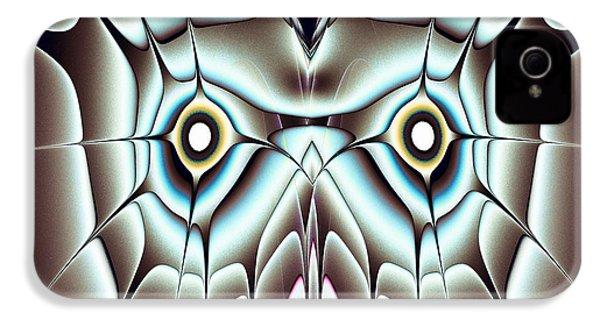 Day Owl IPhone 4 / 4s Case by Anastasiya Malakhova