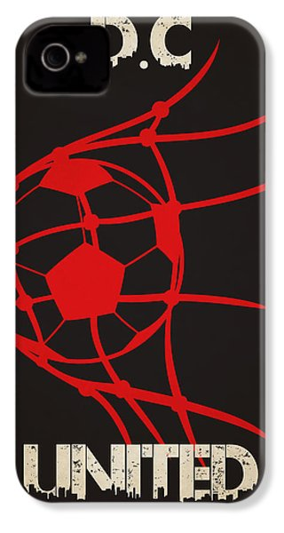 Dc United Goal IPhone 4 / 4s Case by Joe Hamilton