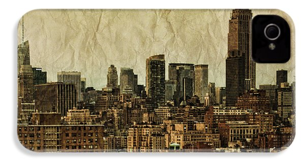 Empire Stories IPhone 4 / 4s Case by Andrew Paranavitana