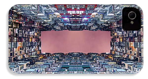 Extreme Housing In Hong Kong IPhone 4 / 4s Case by Lars Ruecker
