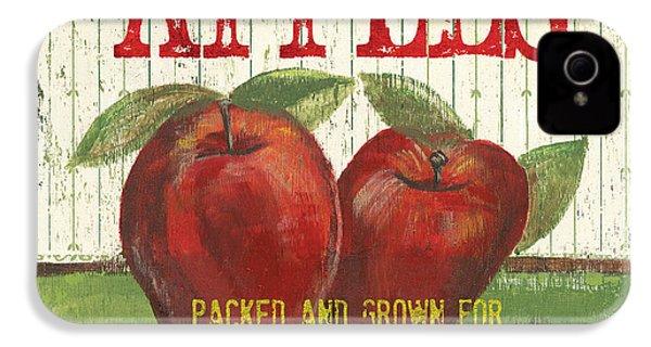 Farm Fresh Fruit 3 IPhone 4 / 4s Case by Debbie DeWitt