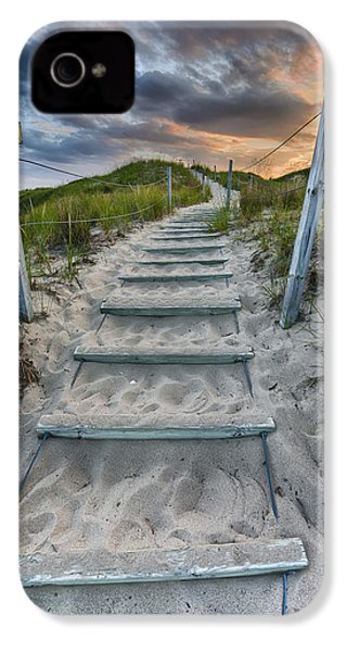 Follow The Path IPhone 4 / 4s Case by Sebastian Musial