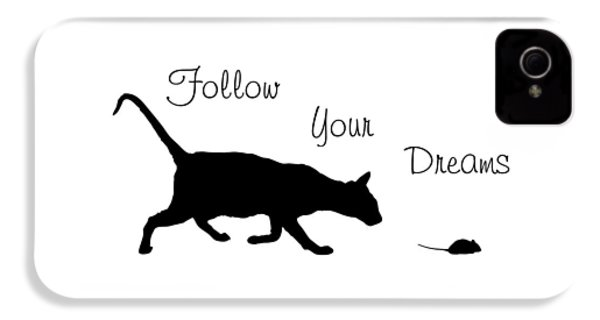 Follow Your Dreams IPhone 4 / 4s Case by Bamalam  Photography