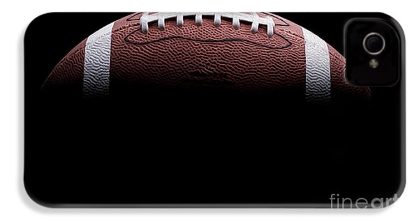 Football Painting IPhone 4 / 4s Case by Jon Neidert