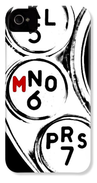 For Murder IPhone 4 / 4s Case by Benjamin Yeager