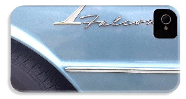 Ford Falcon 1961  IPhone 4 / 4s Case by Don Spenner