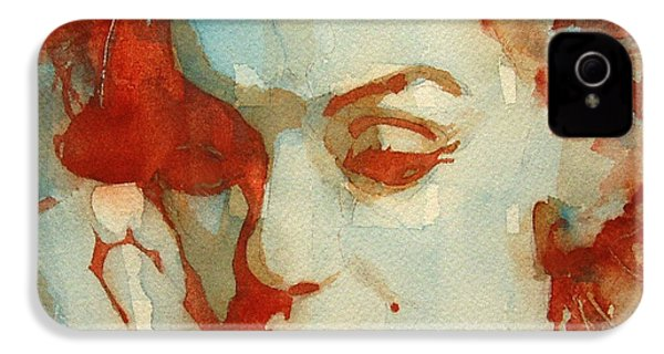 Fragile IPhone 4 / 4s Case by Paul Lovering