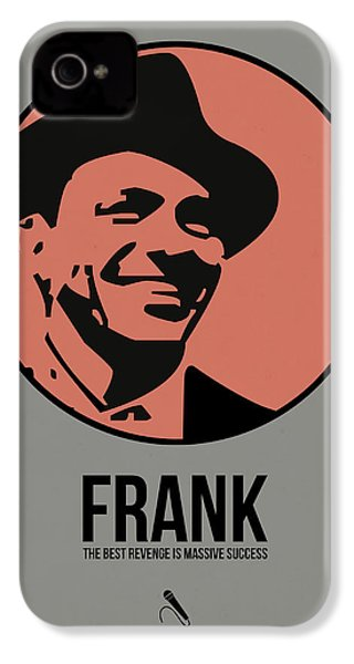 Frank Poster 1 IPhone 4 / 4s Case by Naxart Studio