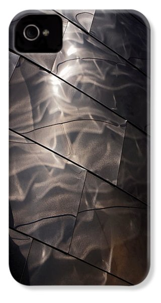 Gehry Magic IPhone 4 / 4s Case by Rona Black