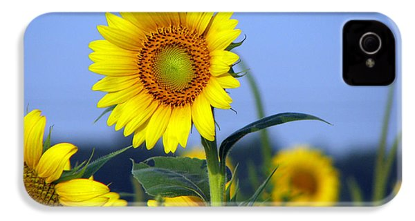 Getting To The Sun IPhone 4 / 4s Case by Amanda Barcon