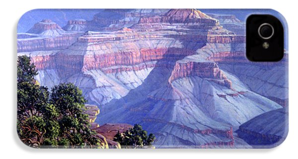 Grand Canyon IPhone 4 / 4s Case by Randy Follis