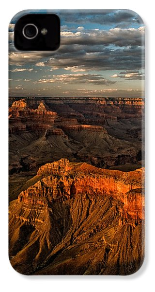Grand Canyon Sunset IPhone 4 / 4s Case by Cat Connor