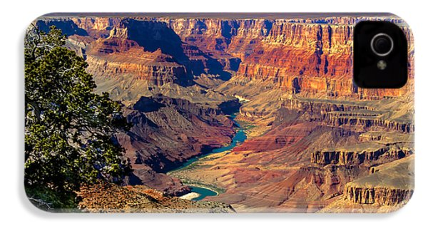 Grand Canyon Sunset IPhone 4 / 4s Case by Robert Bales