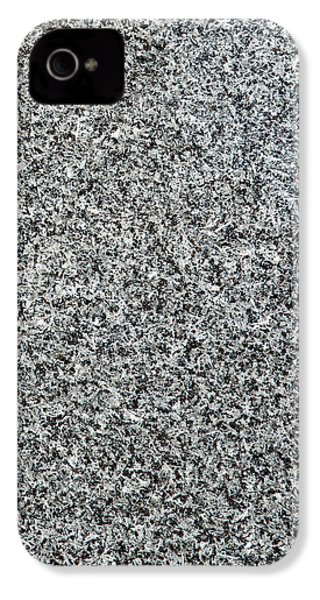 Gray Granite IPhone 4 / 4s Case by Alexander Senin