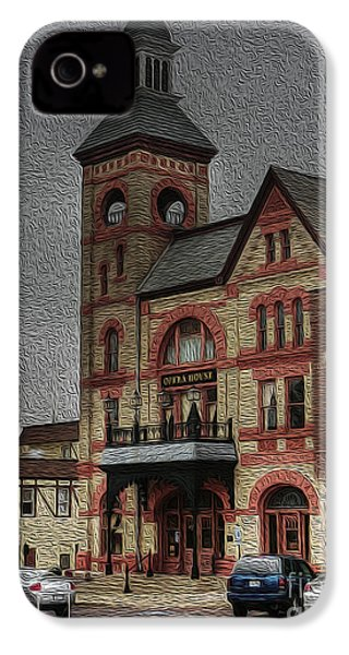 Groundhog Day IPhone 4 / 4s Case by David Bearden