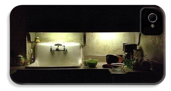 Harlem Sink IPhone 4 / 4s Case by H James Hoff