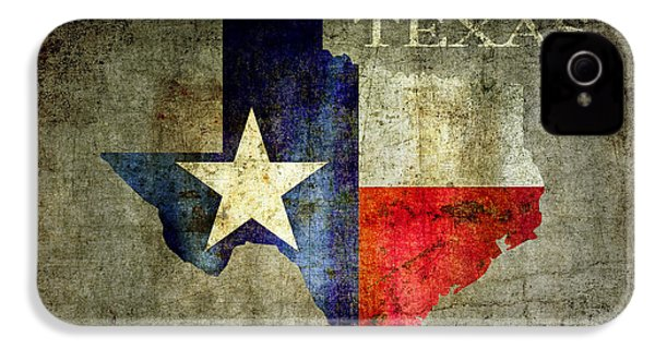 Hello Texas IPhone 4 / 4s Case by Daniel Hagerman