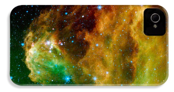 Hunter Constellation IPhone 4 / 4s Case by Sebastian Musial
