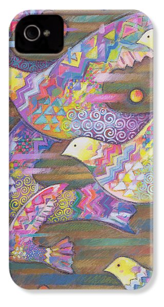Jetstream IPhone 4 / 4s Case by Sarah Porter