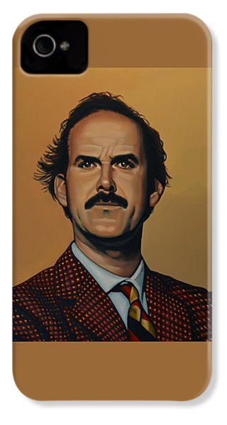 John Cleese IPhone 4 / 4s Case by Paul Meijering