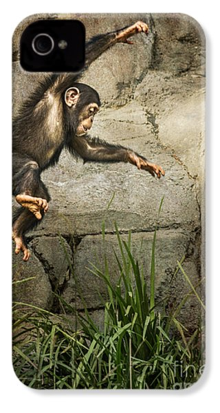 Jump For Joy IPhone 4 / 4s Case by Jamie Pham