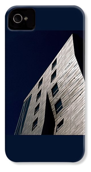 Just A Facade IPhone 4 / 4s Case by Rona Black