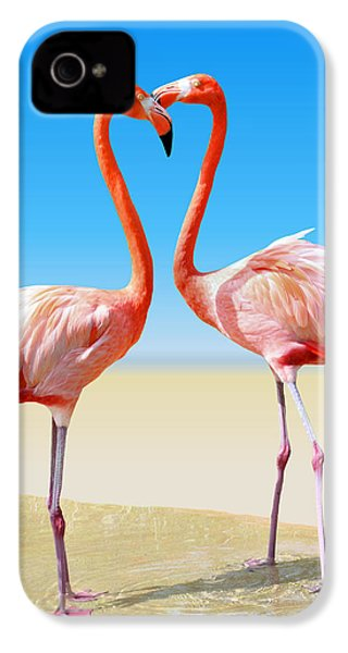 Just We Two IPhone 4 / 4s Case by Kristin Elmquist