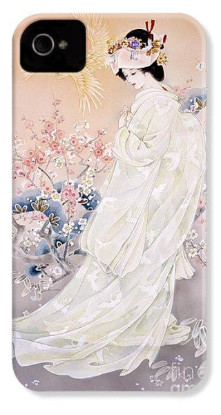 Kihaku IPhone 4 / 4s Case by Haruyo Morita