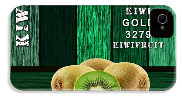 Kiwi Farm IPhone 4 / 4s Case by Marvin Blaine