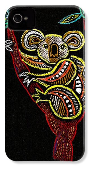 Koala IPhone 4 / 4s Case by Leon Zernitsky