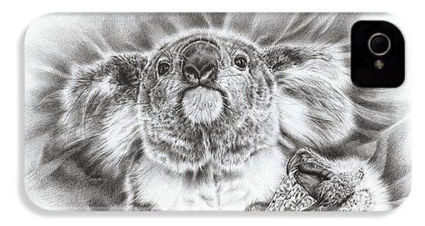 Koala Roto Princess IPhone 4 / 4s Case by Remrov