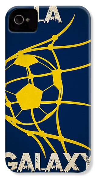 La Galaxy Goal IPhone 4 / 4s Case by Joe Hamilton