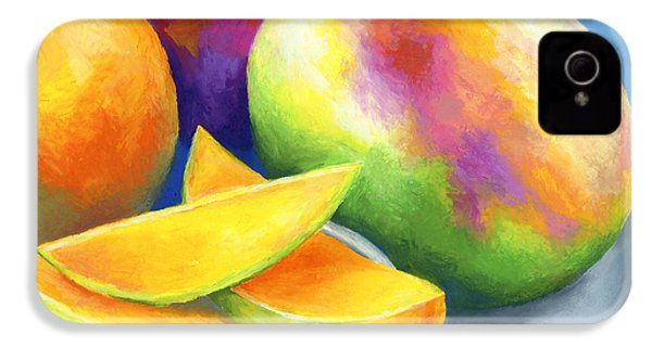Last Mango In Paris IPhone 4 / 4s Case by Stephen Anderson