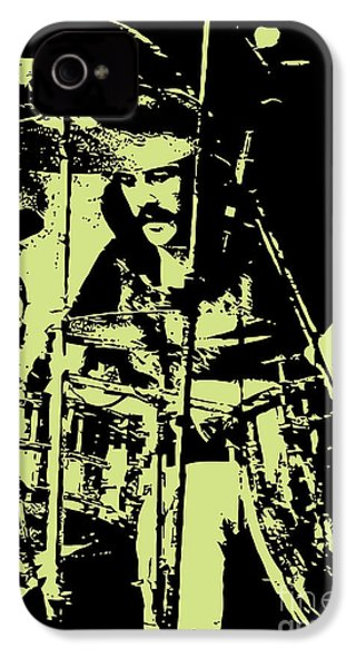 Led Zeppelin No.05 IPhone 4 / 4s Case by Caio Caldas