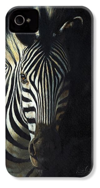Light And Shade IPhone 4 / 4s Case by David Stribbling