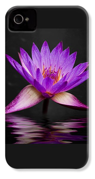Lotus IPhone 4 / 4s Case by Adam Romanowicz