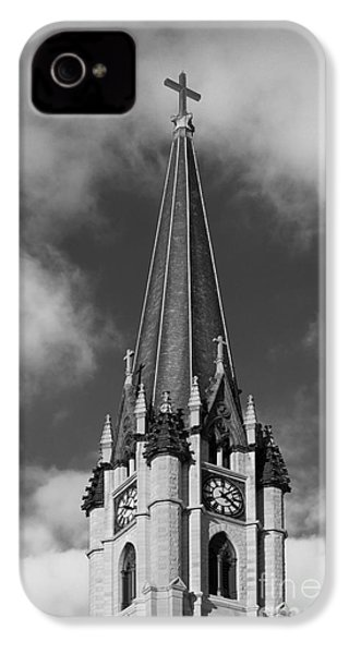 Marquette University - Church Of The Gesu IPhone 4 / 4s Case by University Icons