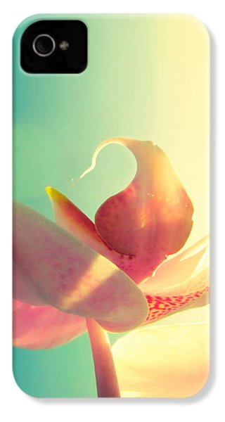 Melody IPhone 4 / 4s Case by Amy Tyler