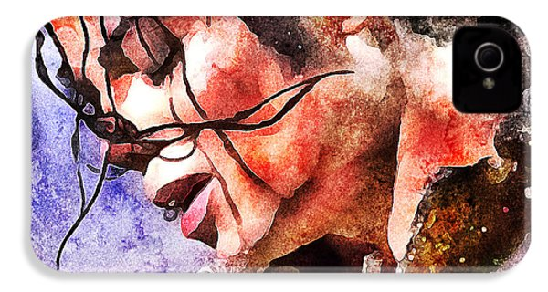Michael Jackson Live And Alive 1 IPhone 4 / 4s Case by Yury Malkov