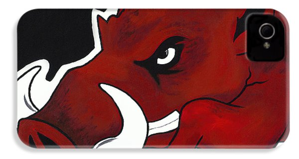 Modern Hog IPhone 4 / 4s Case by Jon Cotroneo