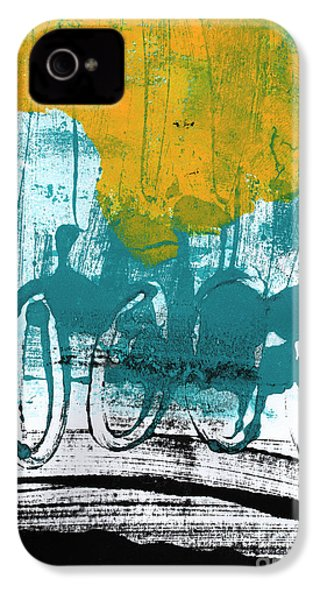 Morning Ride IPhone 4 / 4s Case by Linda Woods