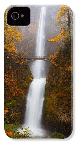 Multnomah Morning IPhone 4 / 4s Case by Darren  White