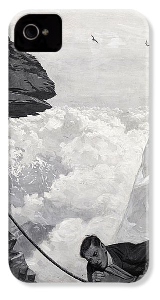 Nearly There IPhone 4 / 4s Case by Arthur Herbert Buckland
